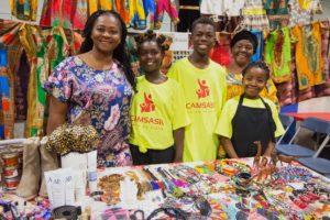 Cameroon, Saskatoon, Folkfest