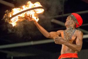 Fire Breather, Caribbean, Folkfest, Saskatoon