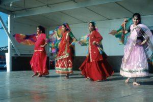India, saskatoon, folkfest, dancers