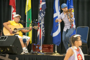 Indian and Metis, Saskatoon, Folkfest, music