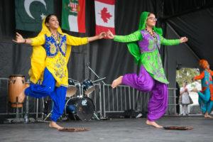 Pakistan, pavilion, saskatoon, folkfest, dance