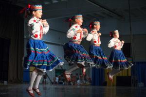 Ukrainian, pavilion, saskatoon, folkfest, dancers