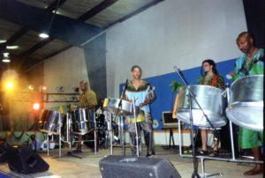 Caribbean, Steel Drums, Folkfest