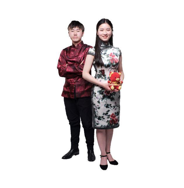 China, youth ambassadors, folkfest, saskatoon